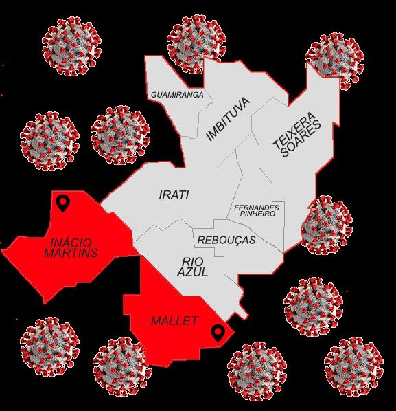 Paraná tem mais dois óbitos e 14 confirmações de pacientes com Covid-19