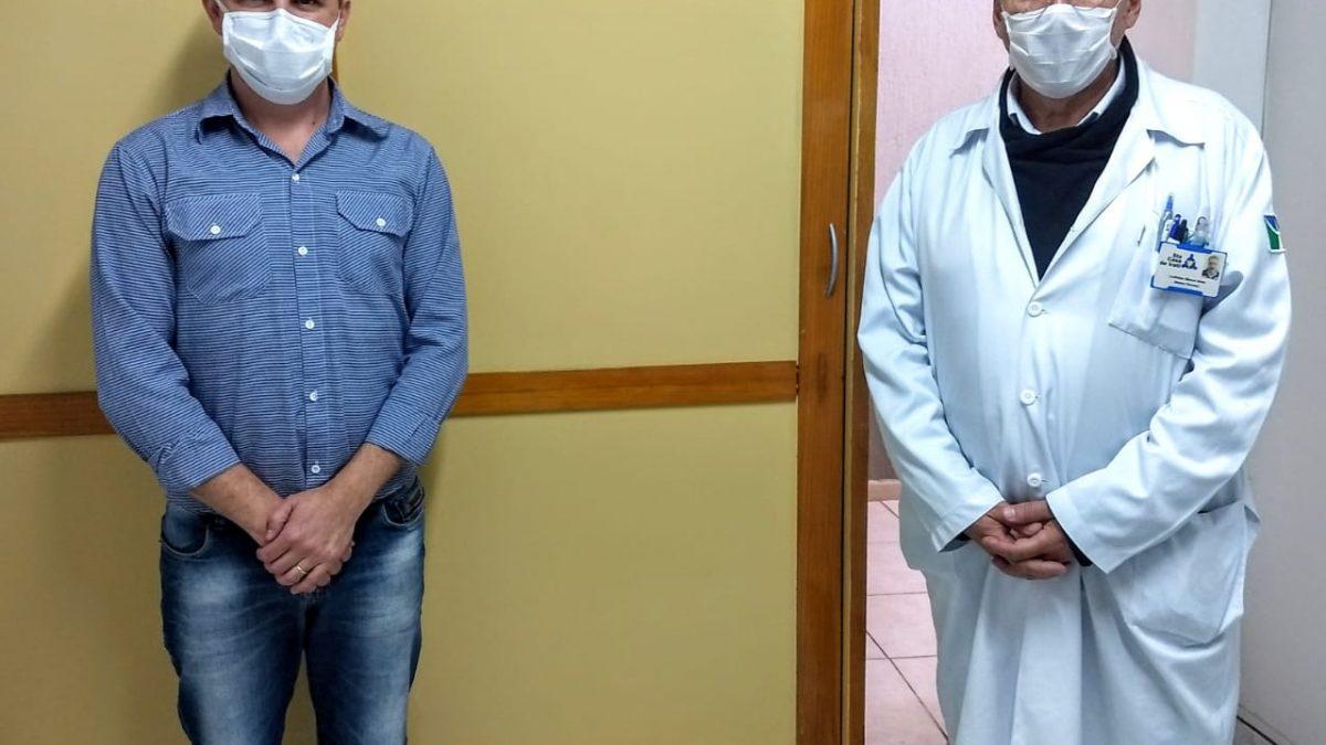 Santa Casa de Irati volta suspender atendimentos eletivos, considerados de não emergência