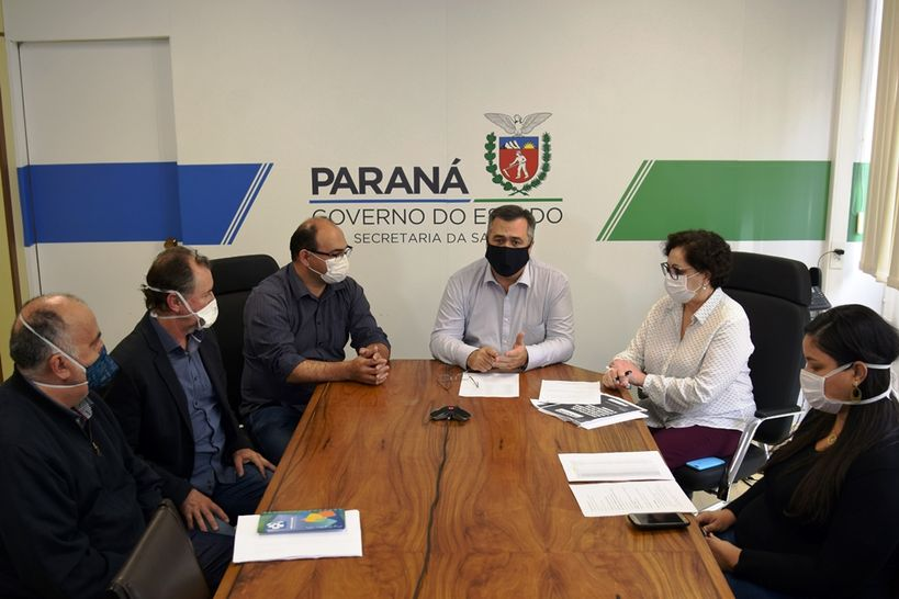 Secretaria da Saúde do Paraná recebe 235 médicos pelo Programa Mais Médicos