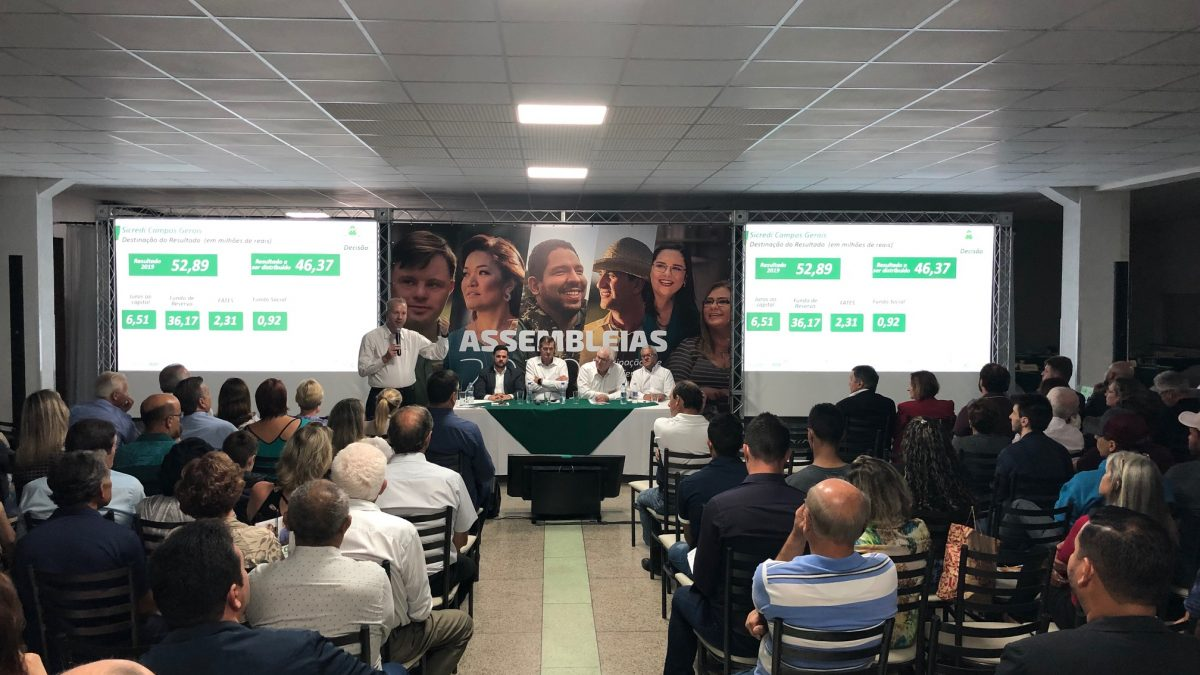 Fundo Social do Sicredi beneficia projetos desenvolvidos nos Campos Gerais