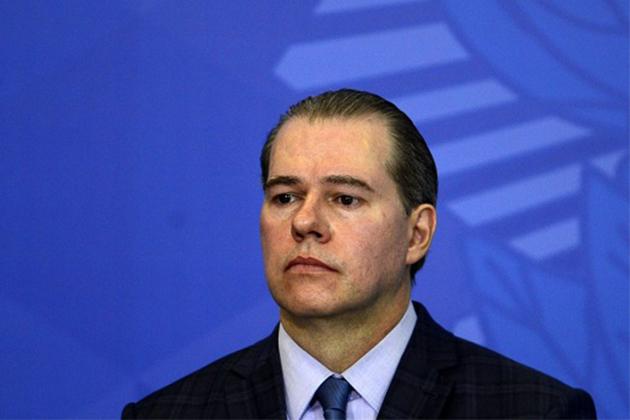 """Dias Toffoli diz que inquérito do STF encontrou """"ameaças reais"""" contra ministros da Corte"""