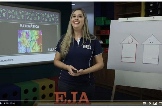 Aulas a distância pela TV aberta do Paraná agora abrangem alunos da rede municipal de ensino