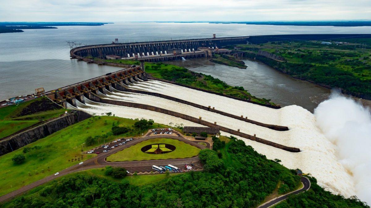 Usina de Itaipu atinge melhor índice de eficiência em 36 anos de operação