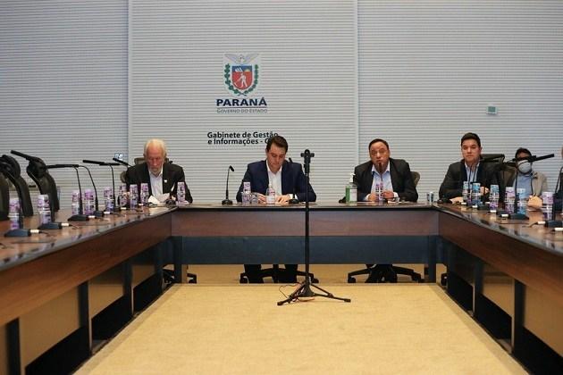 Governo do Paraná discute retomada econômica com setor madeireiro