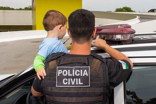 No Paraná, 100% dos casos de desaparecimento de crianças em 2018 e 2019 foram solucionados