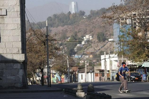 Chile: Santiago decreta lockdown após 2,6 mil novos casos da Covid-19 em um único dia no país