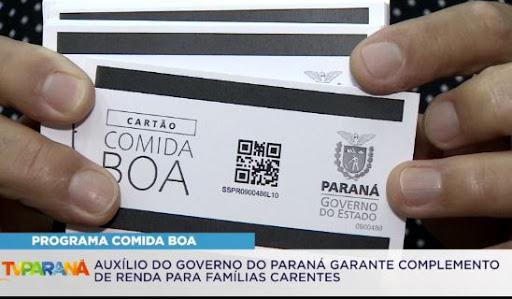 """Mais de 2 mil famílias serão beneficiadas com o cartão """"Comida Boa"""" em Palmeira"""