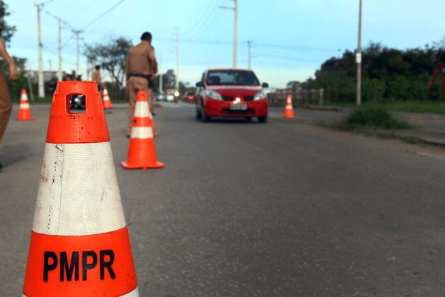 Batalhão Rodoviário registra queda de 43% nos acidentes em estradas do Paraná durante feriado