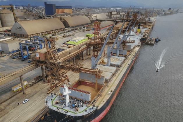 Parceria entre Estado e iniciativa privada moderniza o Porto de Paranaguá