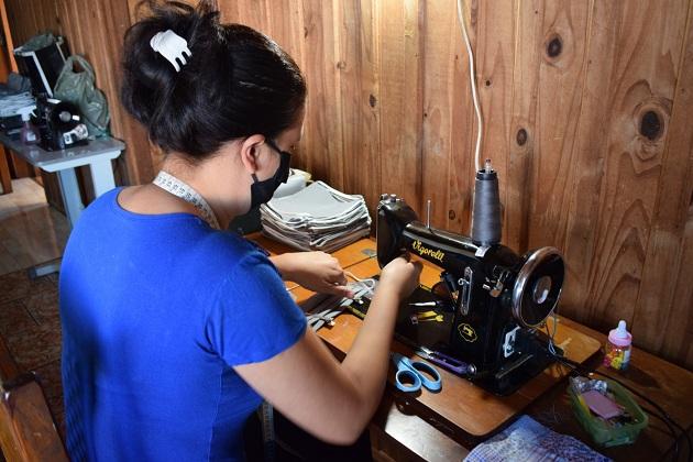 Em Guarapuava, projeto 'Máscaras pela Vida' atinge marca de 50 mil itens produzidos e entregues para a população