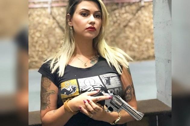 Ativista bolsonarista Sara Winter é presa em Brasília