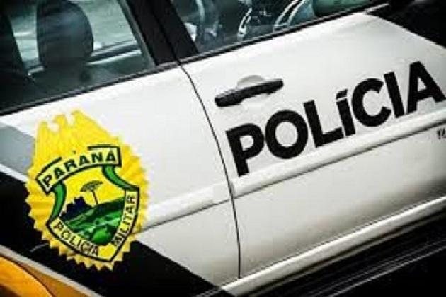 Homens armados rendem proprietário e roubam comércio em Carambeí