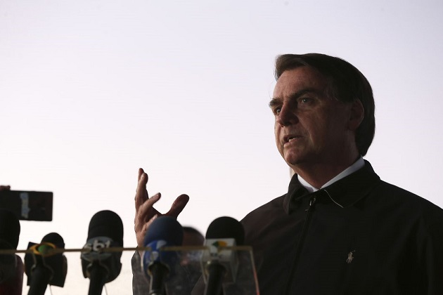Jair Bolsonaro se pronuncia a favor de privatizações e da responsabilidade fiscal do Governo