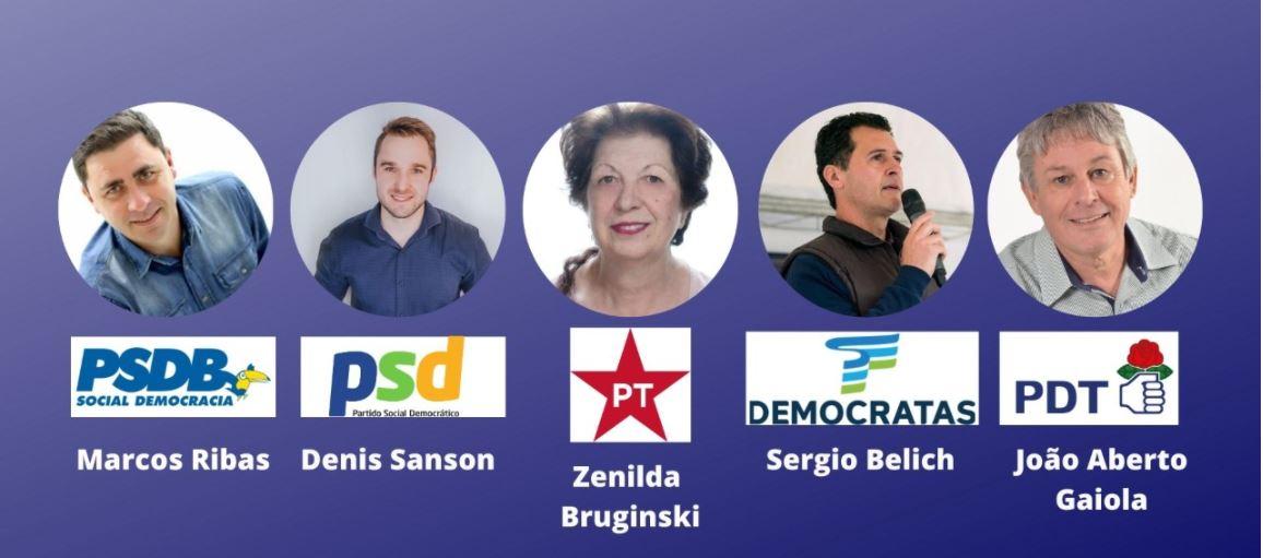 Sabatina com candidatos a Prefeito(a) e Vice de Palmeira ocorrerá entre os dias 13 e 27 de outubro