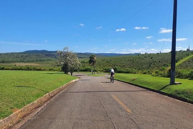 Vila Velha recebe primeiros visitantes participantes de projeto de cicloturismo
