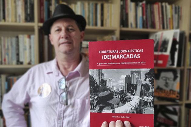 """Eleições 2020: """"Militarização das escolas é um ataque à autonomia da educação no Paraná"""", alerta Professor Gadini"""