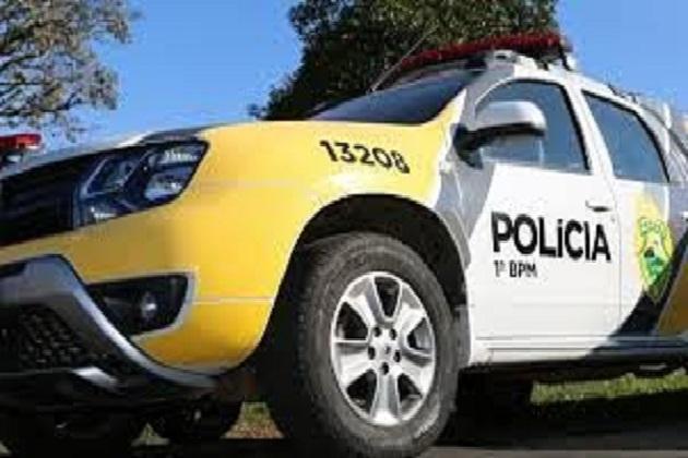 Policial Militar salva a vida de criança que estava sufocando em Ponta Grossa