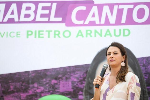 Eleições 2020: Mabel Canto propõe faixas preferenciais para ônibus