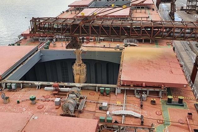 Melhorias elevam movimentação nos portos do Paraná