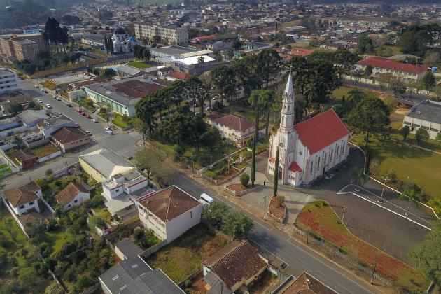 Prudentópolis tem o menor número de infectados por COVID-19 entre os municípios do Paraná com até 60 mil habitantes