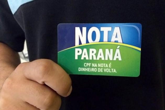 Programa Nota Paraná libera R$ 21,9 milhões em créditos nesta segunda (9)