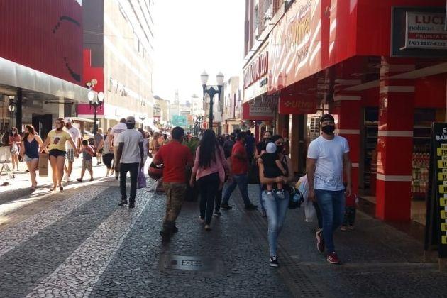 COVID-19: Ponta Grossa registra 120 novos casos e já ultrapassa os 8,1 mil infectados