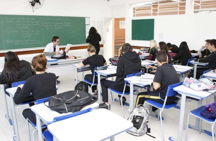 Inscrições para Processo Seletivo Simplificado de professores da rede estadual começam nesta segunda (9)