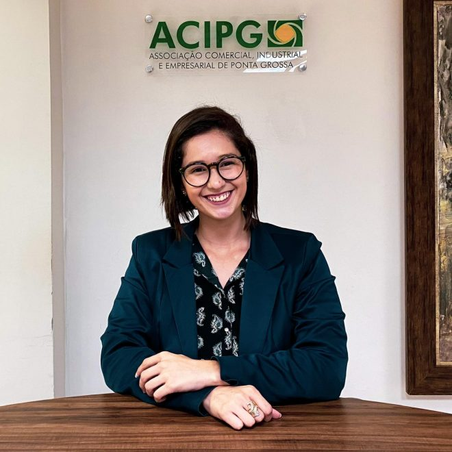 ACIPG Jovem tem nova presidente