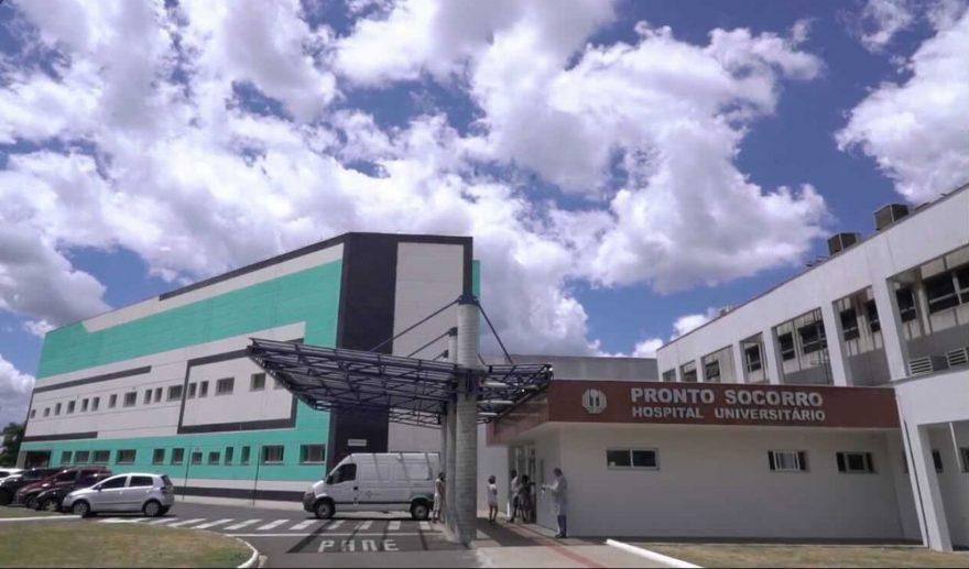 HU de Londrina registra 144% de lotação nos leitos de enfermaria da ala COVID-19