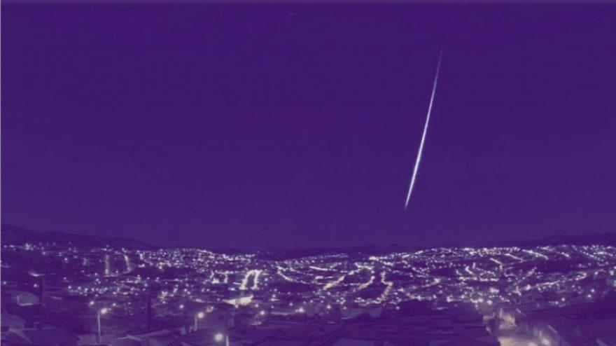 Vídeo: Meteoro é visto em São Paulo, Rio de Janeiro e Minas Gerais