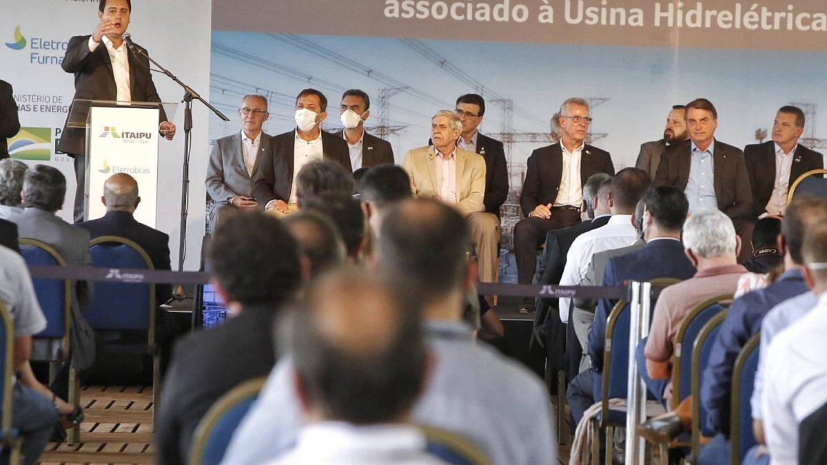 Em Foz do Iguaçu, governador destaca parceria do Estado com a Itaipu
