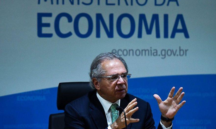 Novo auxílio emergencial só viria com calamidade pública, diz Ministro da Economia