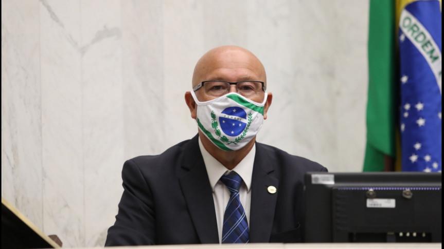 Deputado Romanelli cobra Ministério e exige entrega de 119 mil doses de vacina para o Paraná