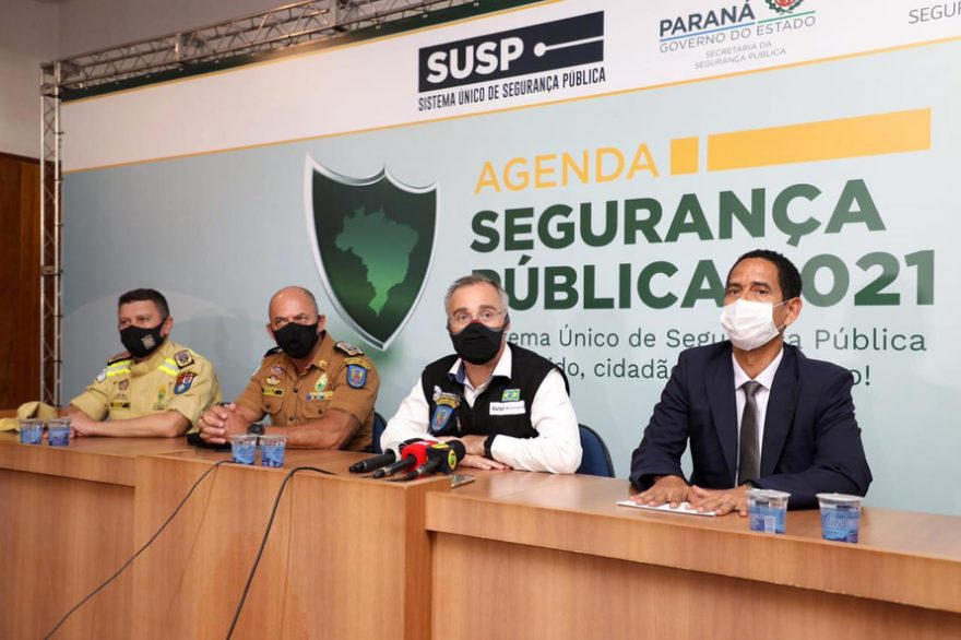 Ministro da Justiça visita o Paraná para conhecer ações da Segurança