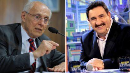 Suplicy defende prisão de Ratinho após apresentador apoiar intervenção militar