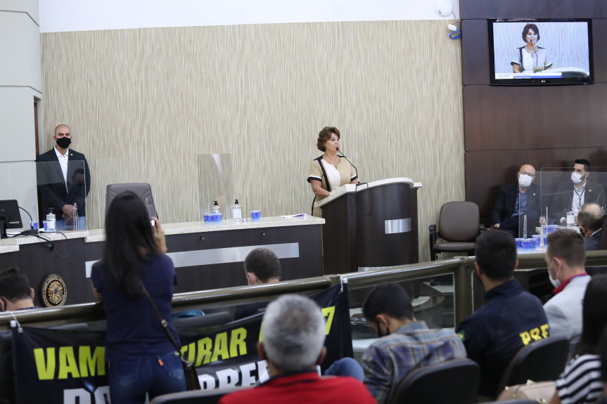 Deputados e lideranças da região de Guarapuava dizem não ao modelo de concessão do pedágio proposto pelo Governo Federal