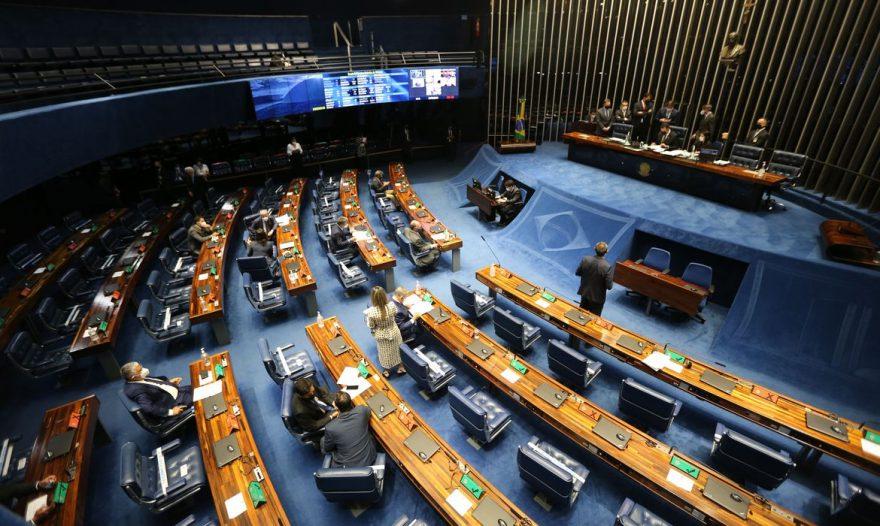 Senado aprova PEC Emergencial em segundo turno e mantém teto para auxílio