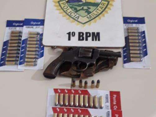 """Produtor rural """"se confunde"""" e atira contra duas pessoas nos Campos Gerais"""
