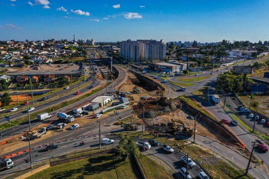 Audiência pública debate as obras da Linha Verde, em Curitiba