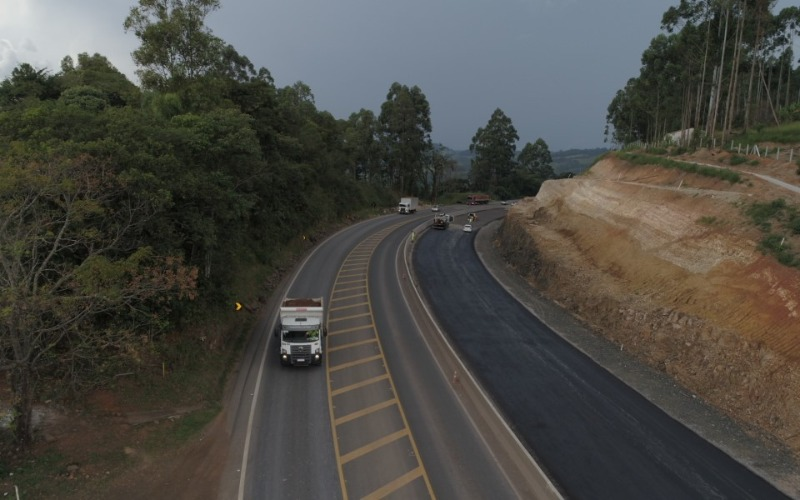 RodoNorte realiza detonações de rochas nesta terça (20) e quinta (22) em Ortigueira