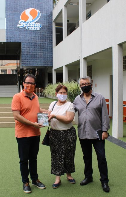 Ex-alunos do Sepam colocam no mercado editorial livros de autoria própria