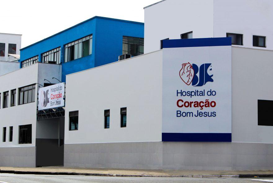 Hospital do Coração Bom Jesus completa 59 anos de atendimento a comunidade
