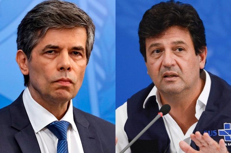 CPI da Pandemia ouve ex-ministros Mandetta e Teich nesta terça-feira (4)