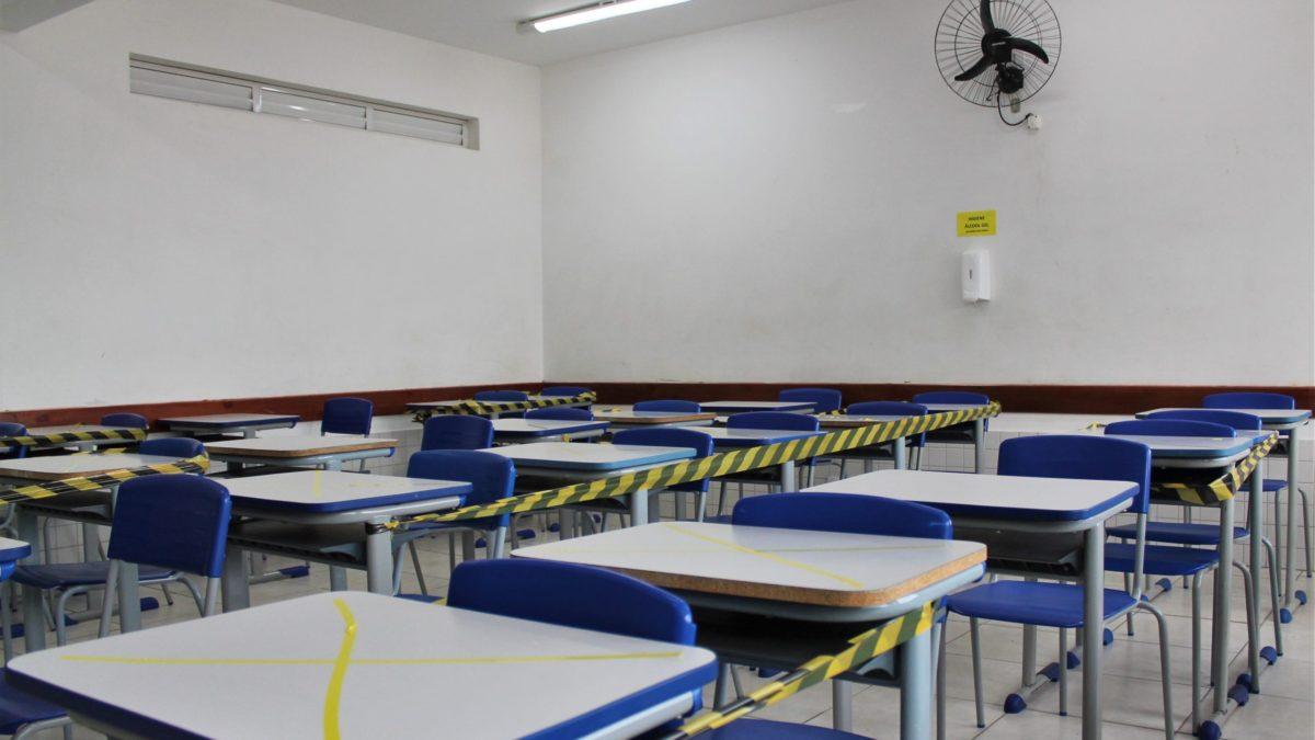 Ministério Público do Paraná reforça cuidados a serem seguidos na volta às aulas presenciais