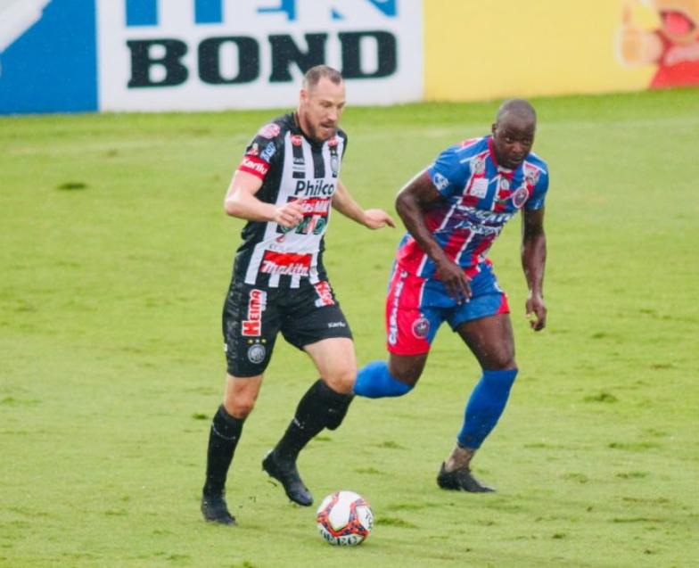Operário vai a Curitiba para enfrentar o Paraná Clube pela última rodada do Paranaense neste sábado (15)