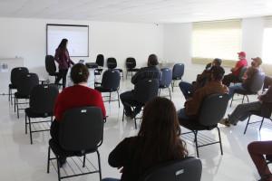 Servidores municipais recebem treinamento para a utilização correta e conscientização sobre EPIs