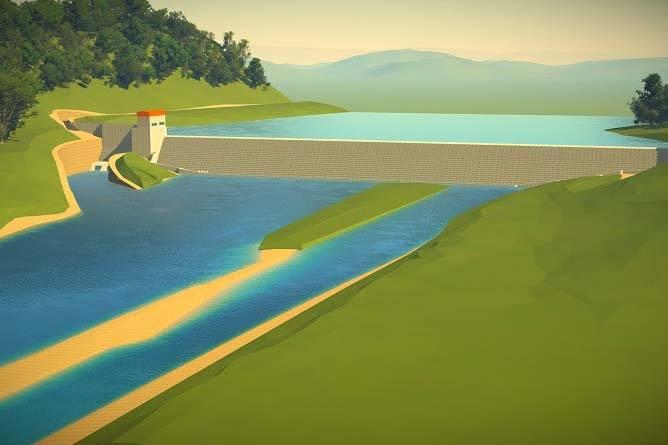 Copel promove audiências públicas para novo projeto da Usina Salto Grande