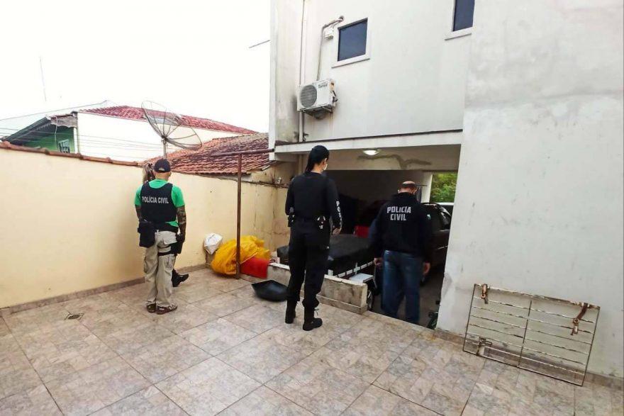 Polícia prende envolvido em quadrilha que aplicava golpes na internet no Paraná