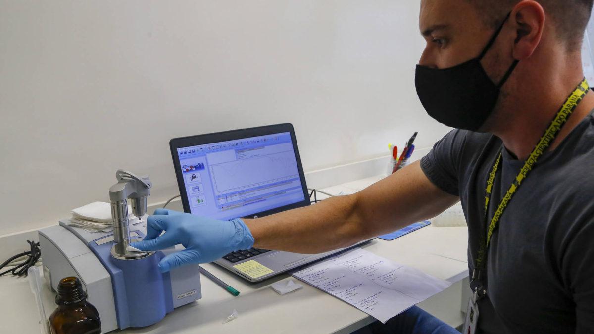Com tecnologia e investimentos, Polícia Científica do Paraná é referência no País