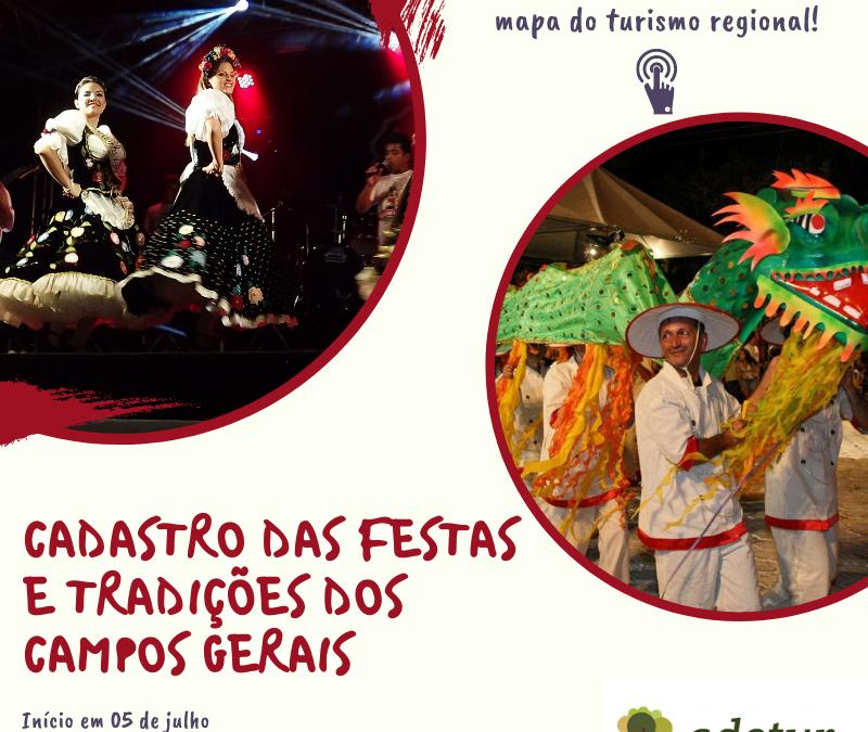 A Agência de Desenvolvimento do Turismo dos Campos Gerais – Adetur